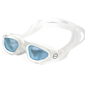 Zone3 Vapour Zwembril Gepolariseerd, blue/clear/white